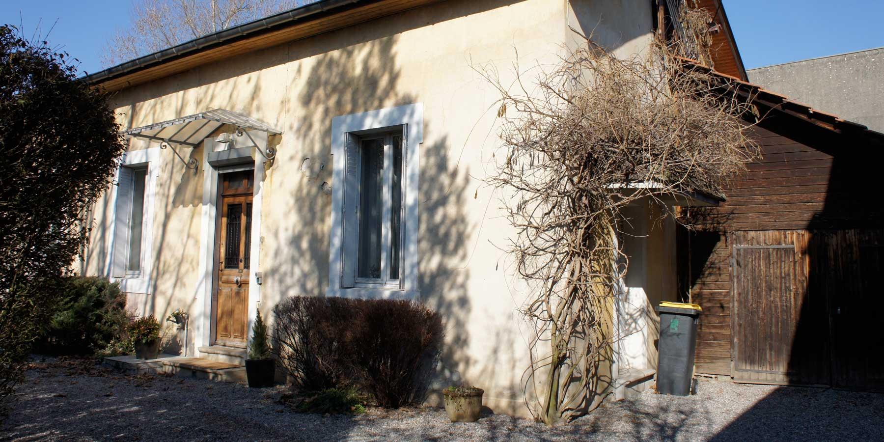 R habilitation extension de la maison r l 39 agence en ville - Extension maison de ville ...