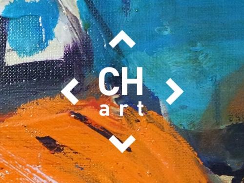 Création de l'identité graphique et du site de CH-Art