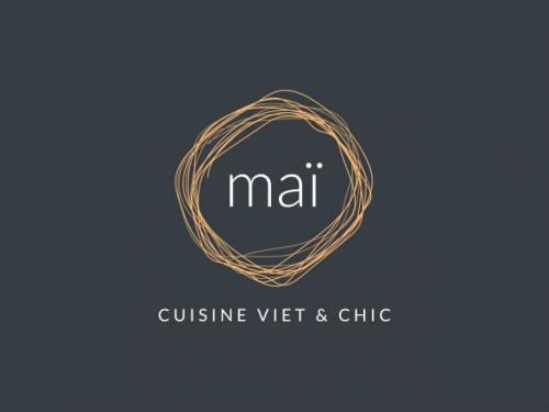 Identité graphique et stratégie de communication de Maï Restaurant